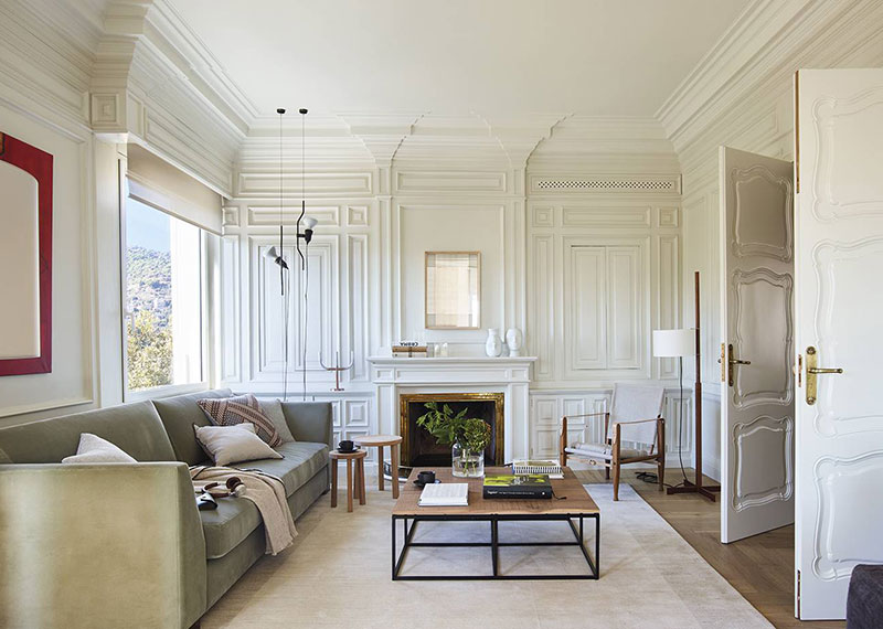 элегантные интерьеры квартир фото