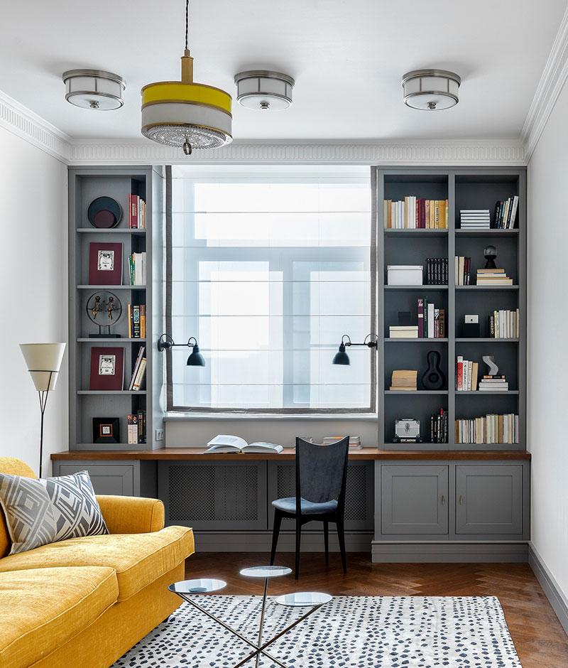стиль современная классика в интерьере квартиры фото