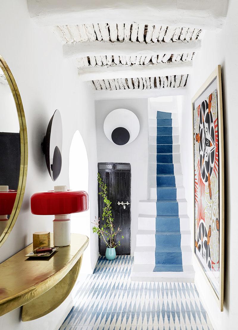 марокко интерьер дома