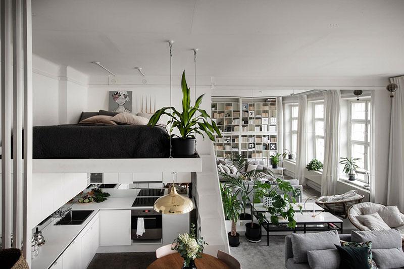 библиотека интерьеров квартир