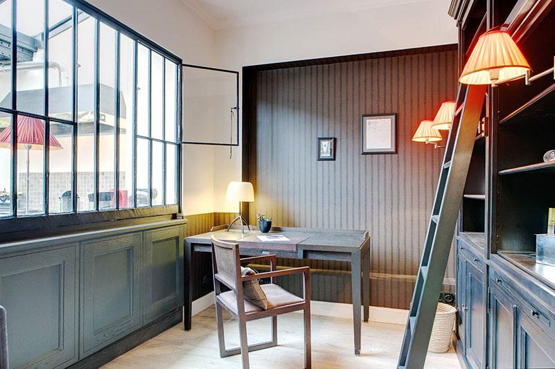 квартиры лофты в париже