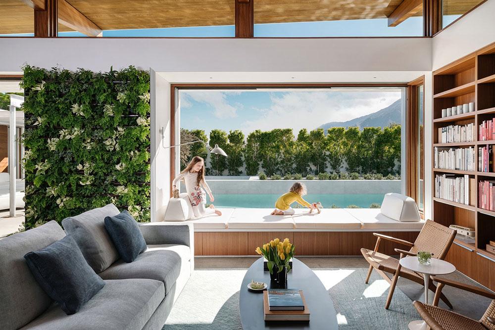 минималистичный дизайн домов