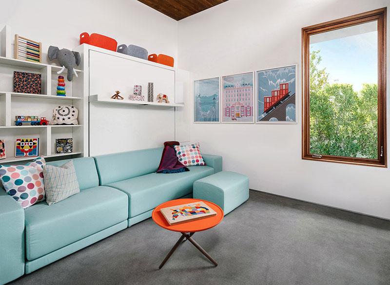 дома в современном стиле интерьер