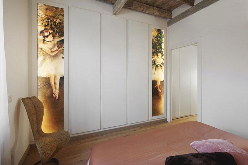интерьер квартир в римском стиле