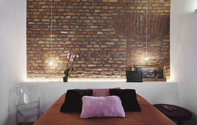 интерьеры римских квартир