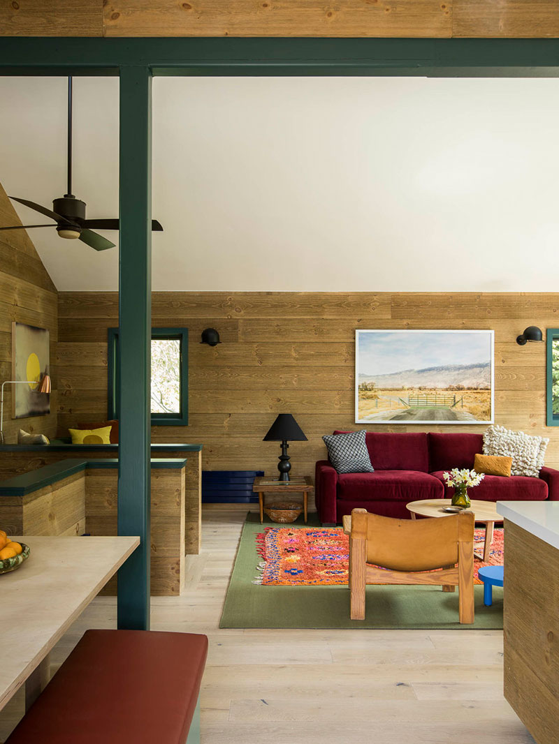 необычные дома деревянные