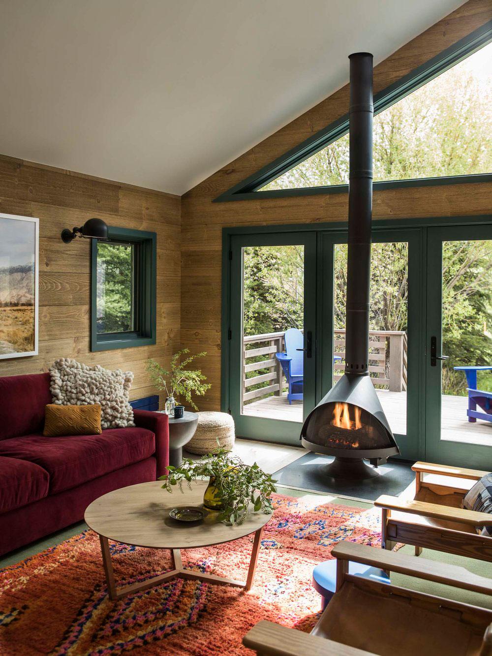 деревянные дома необычные фото