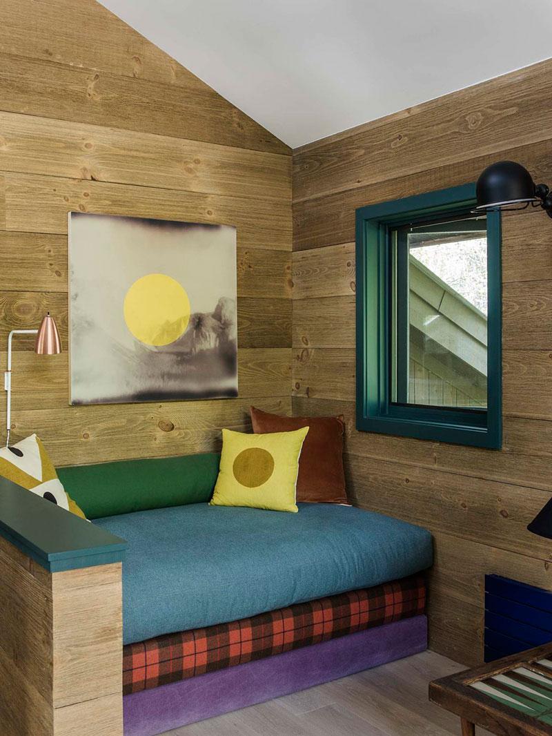 дом деревянный в сша