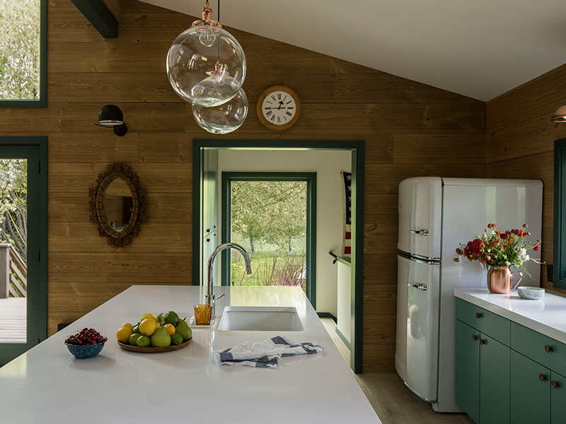 необычные деревянные дома фото