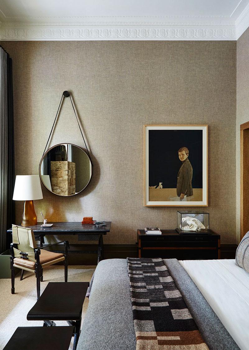 вдохновляющий интерьер комнаты