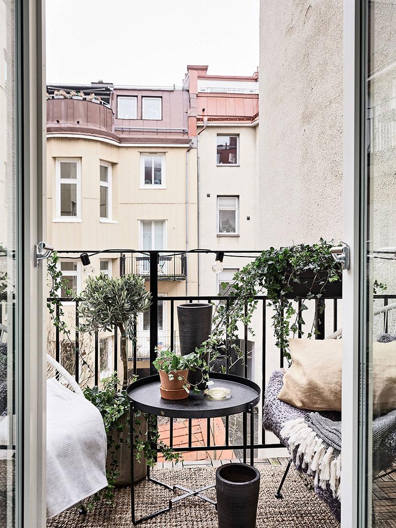зеленый цвет интерьере квартиры