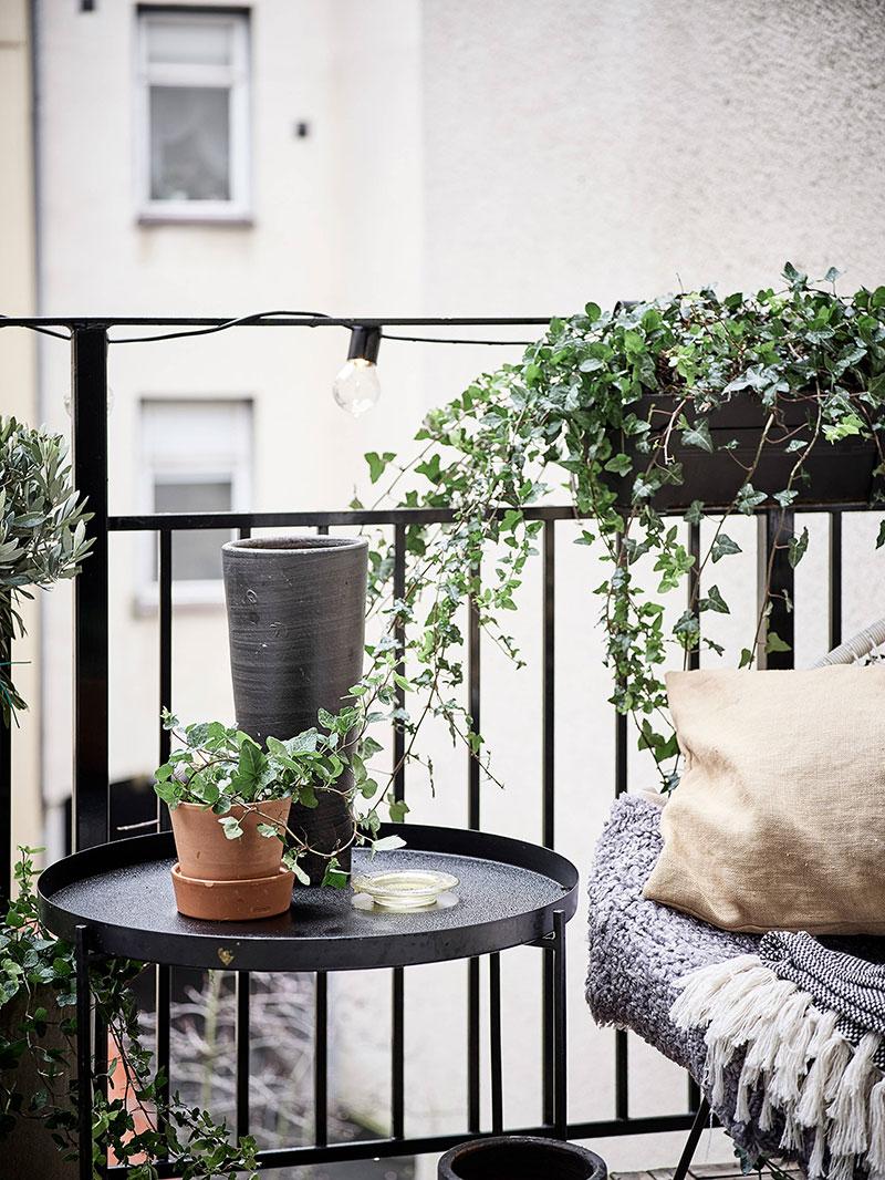 интерьер квартиры зеленый цвет