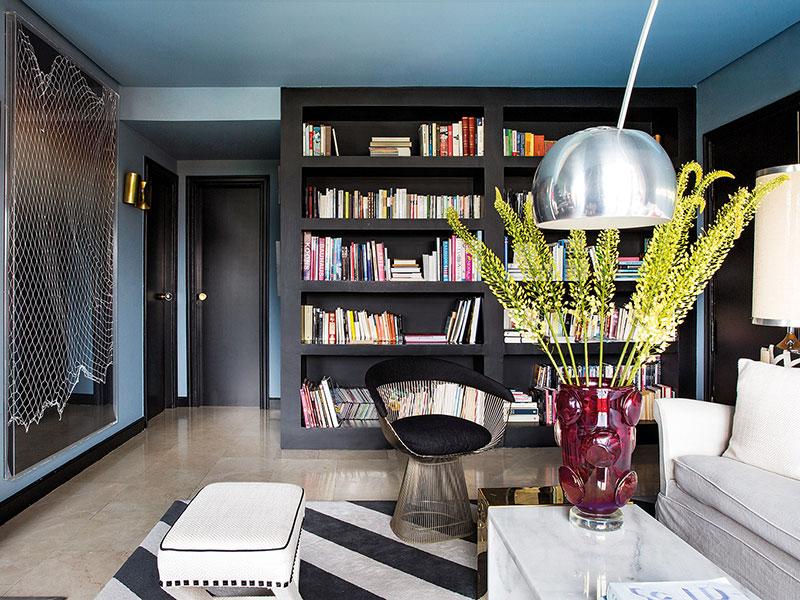 интерьеры квартир с антресолью