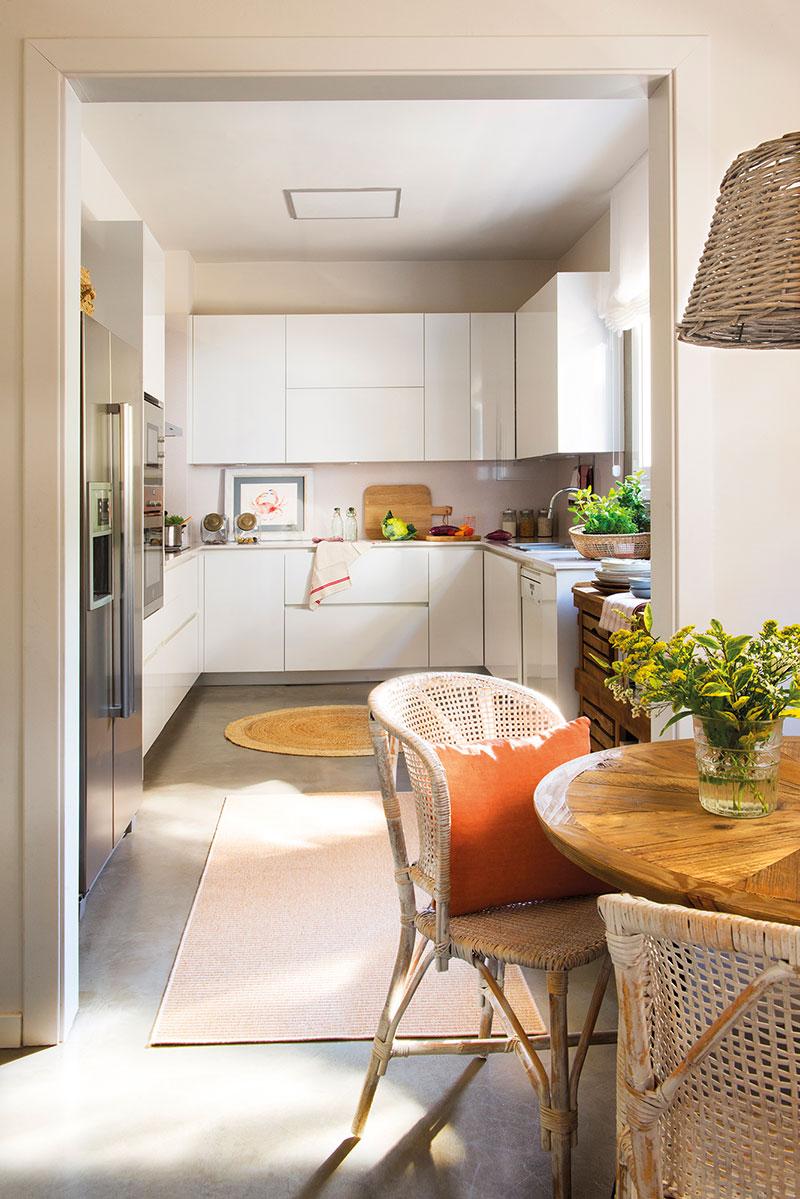 интерьеры квартир в барселоне
