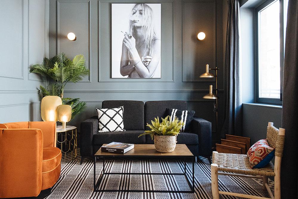 компактные квартиры интерьер дизайн