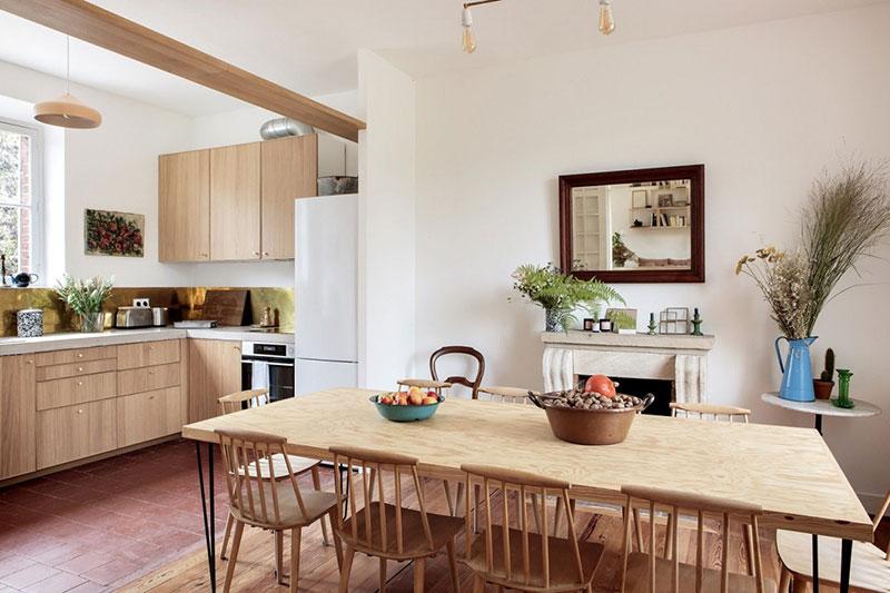 дизайн интерьера уютный дом