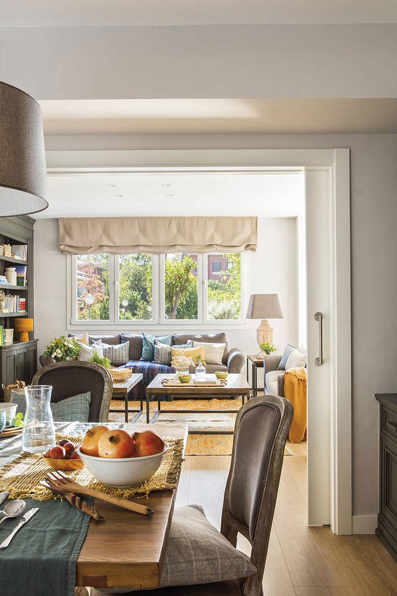 дизайн интерьера дома в испании