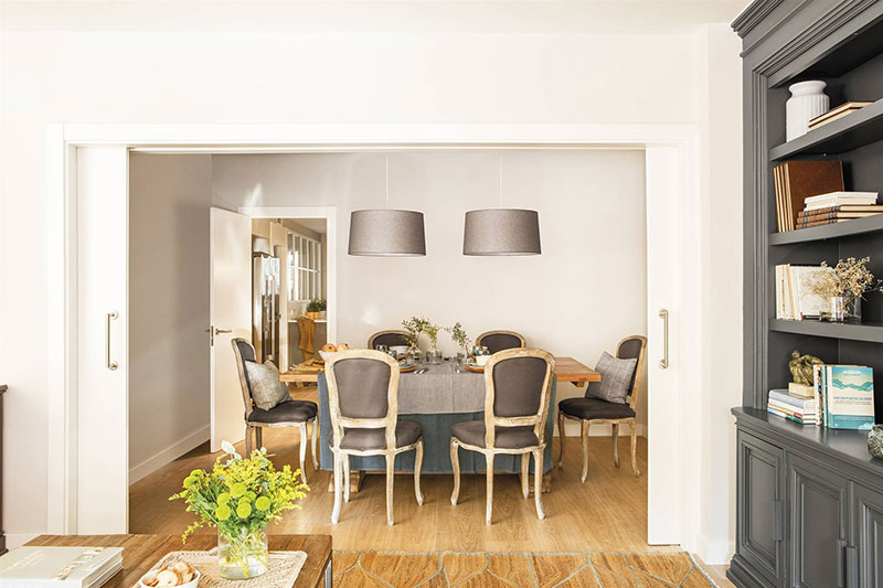 интерьер домов в испании фото