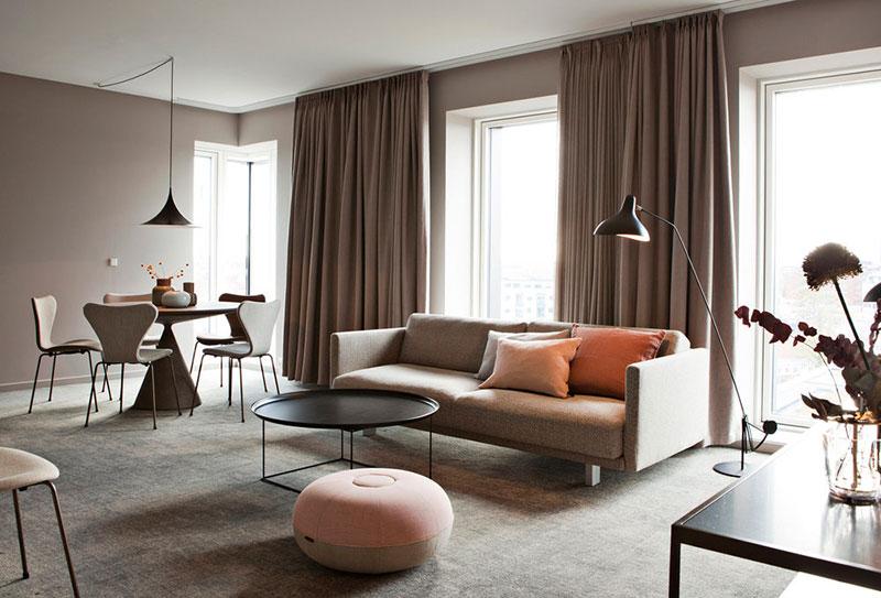 датский дизайн интерьера