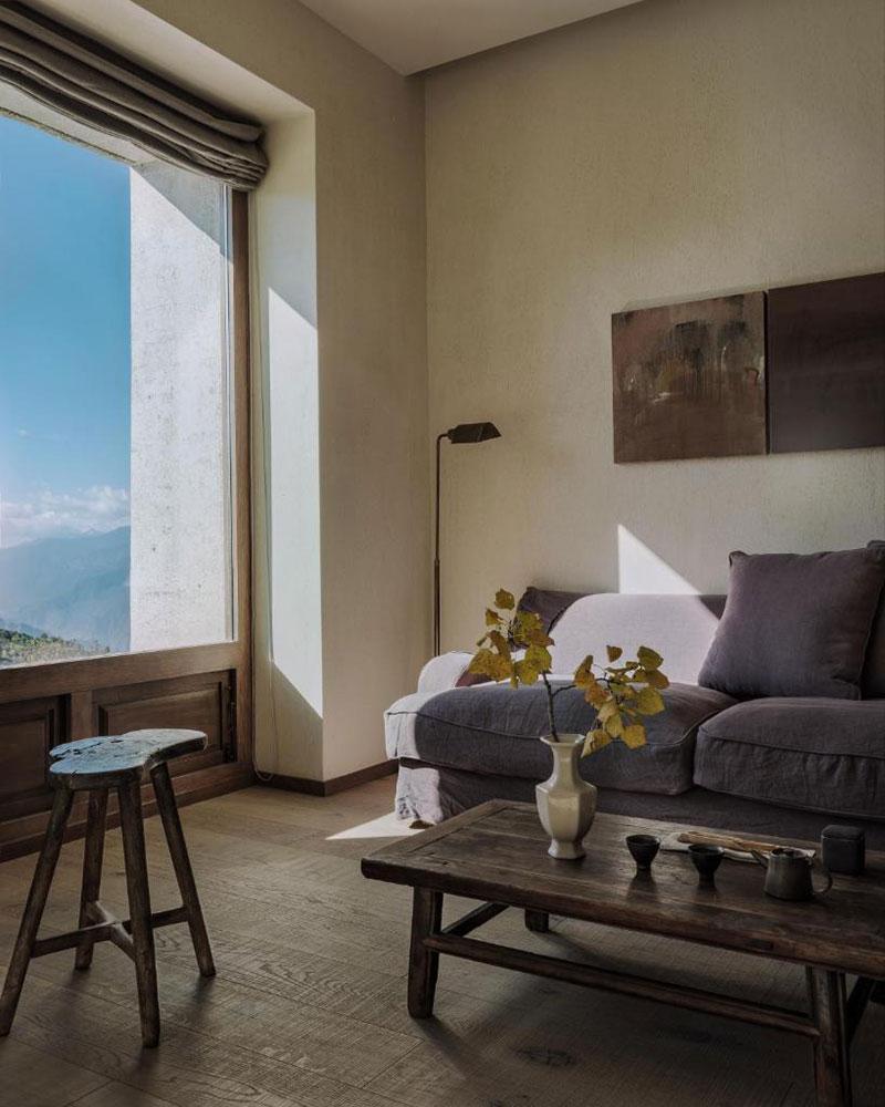 Отель Sunyata Hotel Meili в окружении роскошных пейзажей китайской провинции Юньнань