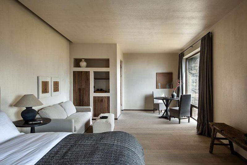 интерьер отеля в современном стиле