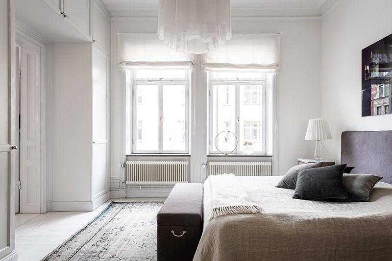 интерьер квартира в швеции