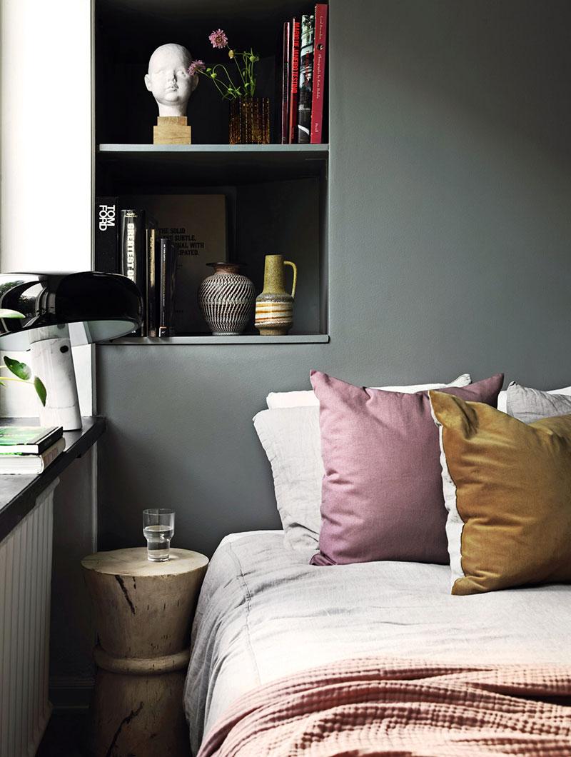 интерьеры квартир в швеции фото