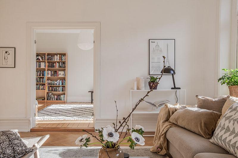 свет и цвет в интерьере квартиры