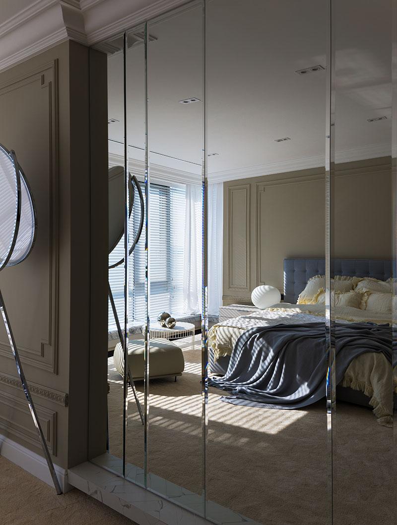 интерьер квартиры современный киев
