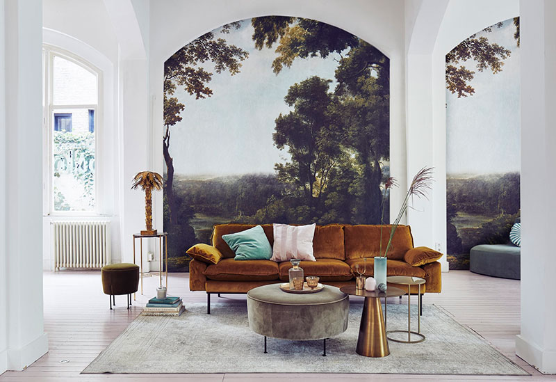 скандинавский стиль в декоре интерьера