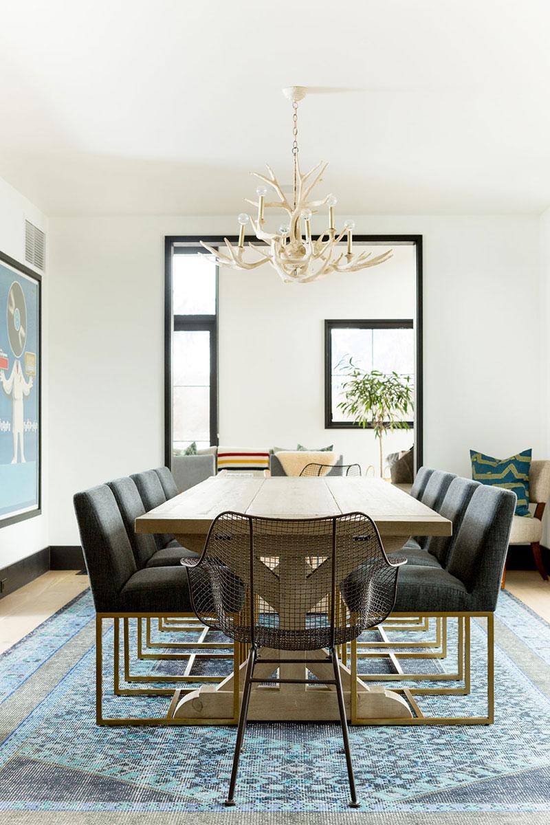 дизайн интерьера загородного дома фото в американском стиле