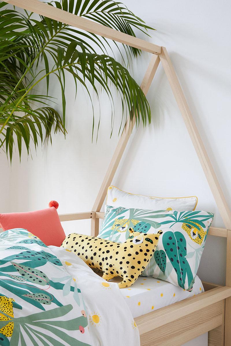 летние комнаты интерьер