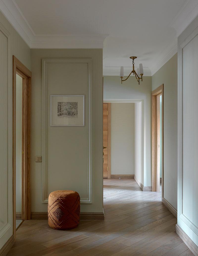 красивые и стильные квартиры в москве