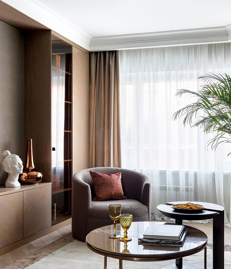 дизайн квартир в стиле ар деко
