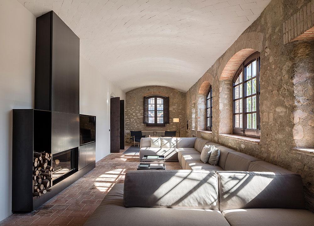 реконструкция старых домов в современные