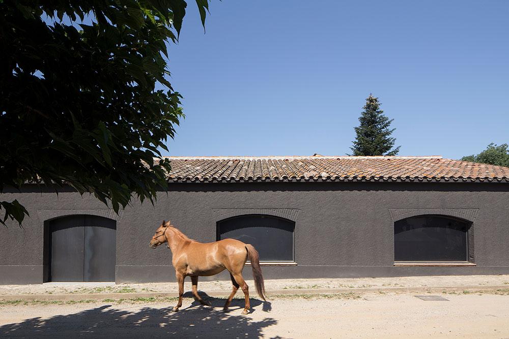 интерьер домов в испании