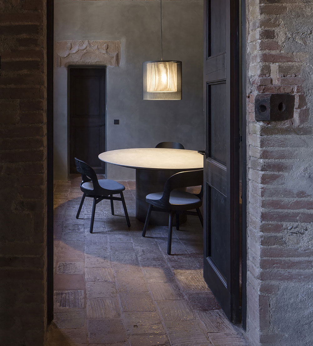 интерьер дома в испании фото