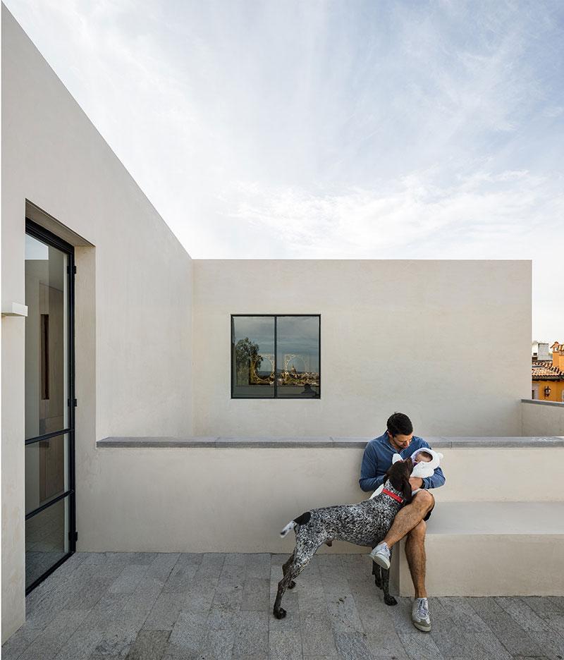 Класс! Летний дом с внутренним двориком и бассейном в Мексике