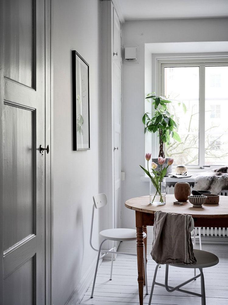 однокомнатная квартира для девушки дизайн