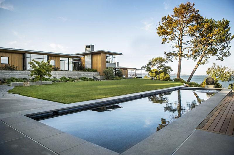 дом на с панорамным видом