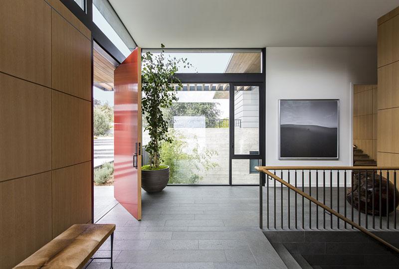 частный дом с панорамным видом