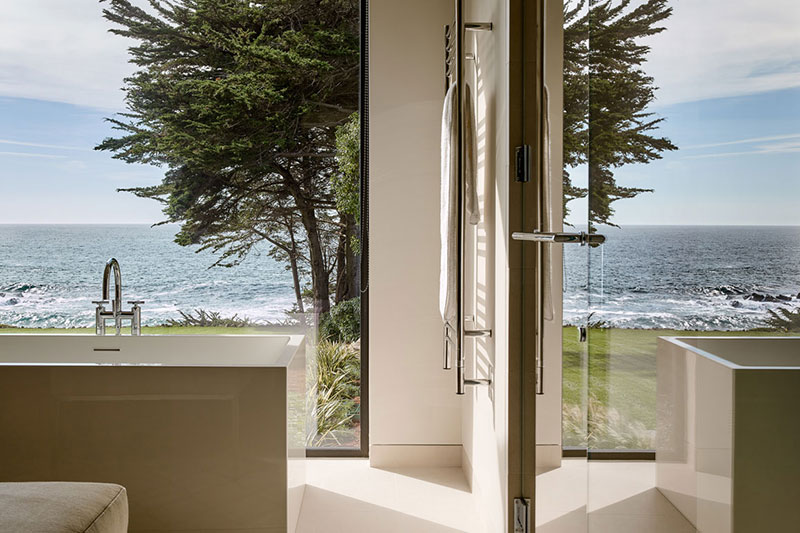 фото дома на берегу океана