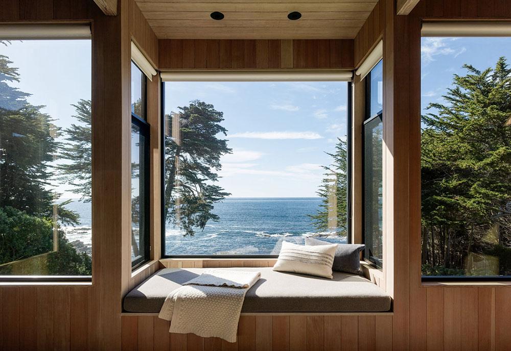 дом на берегу океана фото