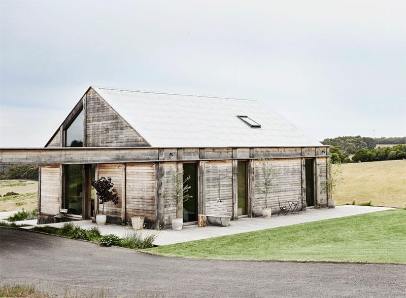 деревянные современные дома фото