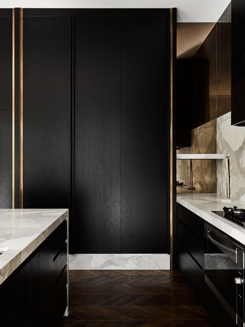 стильный современный дизайн квартиры