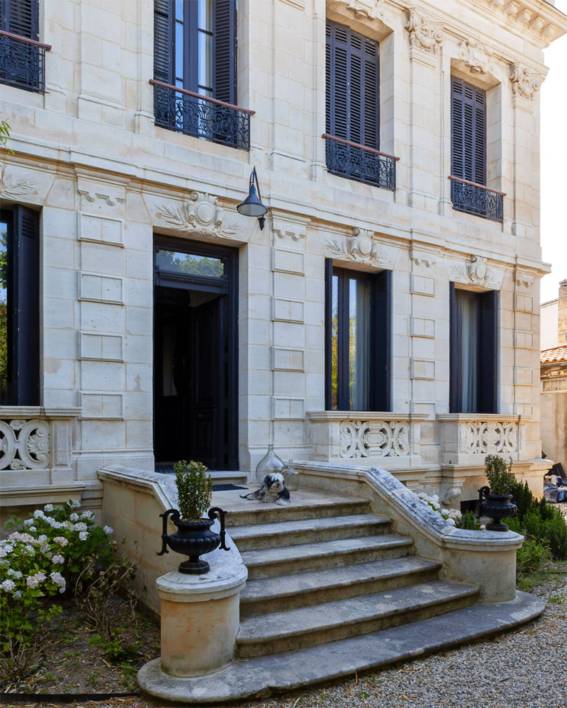исторические дома франции