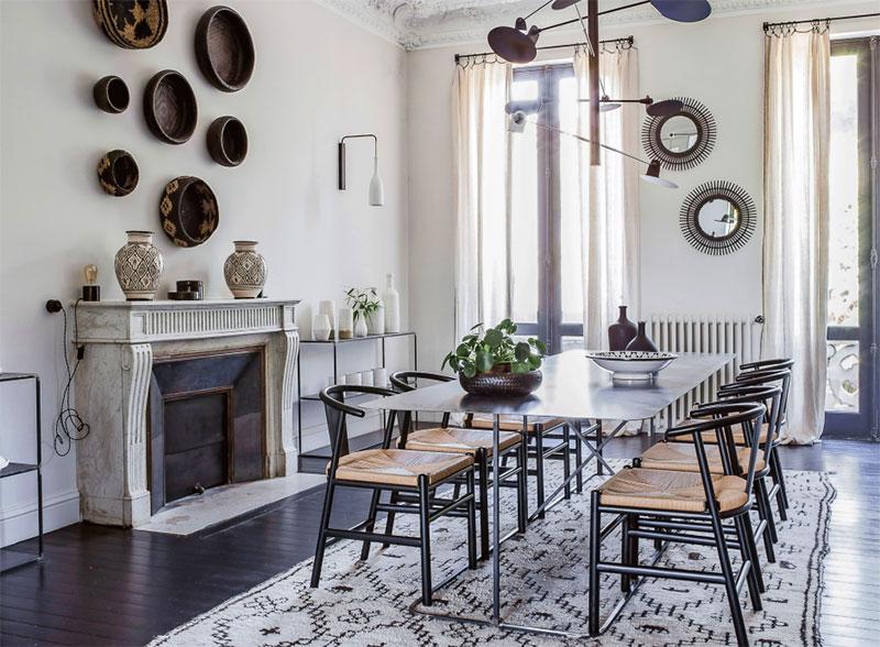 исторического дизайн интерьер дома