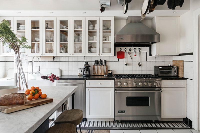 кухни светлые в интерьере