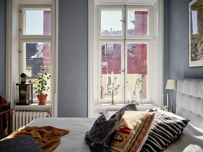 комнаты разного цвета в квартире