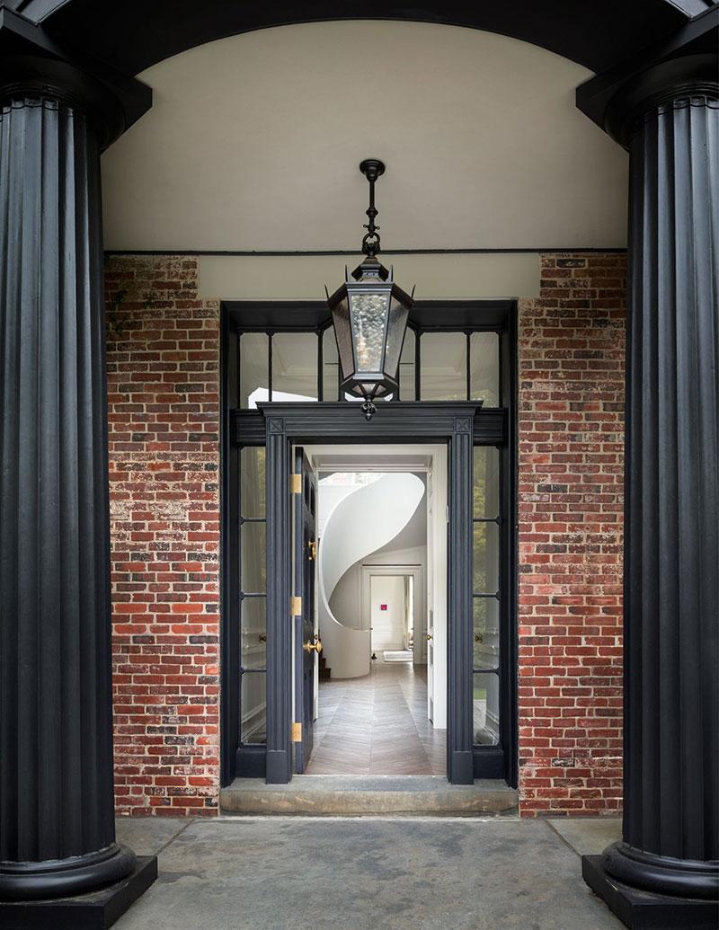 фото интерьера частного дома современная классика